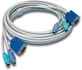 Cables Switch PC - Ecran